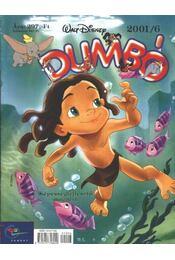 Dumbó 2001/6 - Régikönyvek