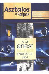 Magyar Asztalos és Faipar 2002/3. - Régikönyvek
