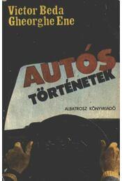 Autós történetek - Régikönyvek