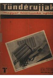 Tündérujjak 1936. március XII. évf. 3. - Régikönyvek