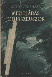 Mezitlábas Odisszeuszok - Régikönyvek