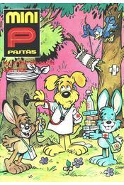 Mini Pajtás 1985. ősz - Régikönyvek