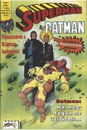 Superman és Batman 1993/4. július 7. szám - Régikönyvek
