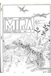MIRA 1990/1-2. sz. - Régikönyvek