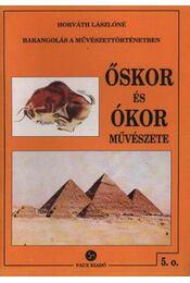 Őskor és ókor művészete - Régikönyvek
