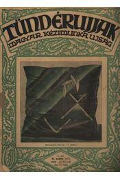 Tündérujjak 1929. június 6. szám - Régikönyvek