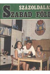 Százoldalas Szabad Föld 1986/tél - Régikönyvek