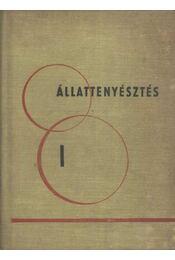 Állattenyésztés I-II. kötet - Régikönyvek