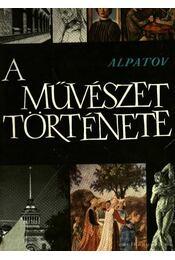 A művészet története II. kötet - Régikönyvek