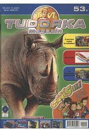Tudorka magazin 53. - Régikönyvek