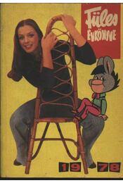 Füles Évkönyve 1978. - Régikönyvek