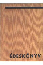 Édeskönyv - Régikönyvek