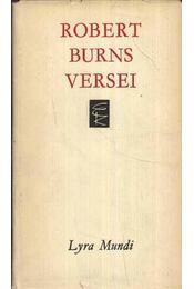 Rober Burns versei - Régikönyvek