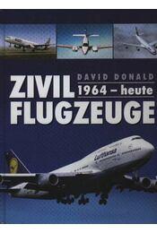 Zivil flugzeugel 1964-heute - Régikönyvek