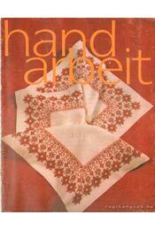 Handarbeit 1980/1. - Régikönyvek