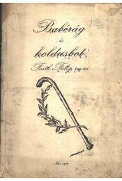 Babérág és koldusbot - Régikönyvek