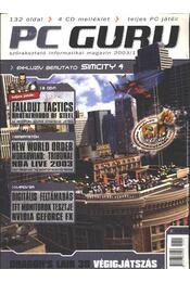 PC Guru 2003/1. - Régikönyvek