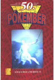 Pókember 50. Jubileumi kiadás (kék) - Régikönyvek