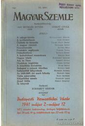 Magyar Szemle 1941. XL. kötet 4. (164.) szám - Régikönyvek