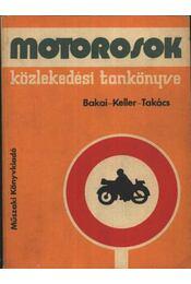 Motorosok közlekedési tankönyve - Régikönyvek