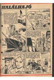 Halálhajó 1983. (26-41. szám 16. rész) - Régikönyvek