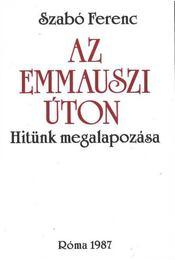 Az emmauszi úton - Régikönyvek