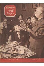 Magyar Horgász 1963. évf. (hiányos) - Régikönyvek