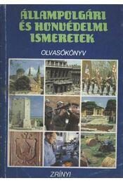 Állampolgári és honvédelmi ismeretek - Régikönyvek