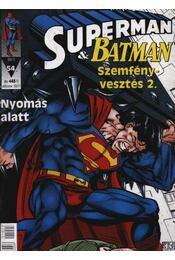 Superman és Batman 2001/3 54. szám - Régikönyvek