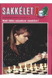 Sakkélet 1990. évfolyam 1-6. szám (hiányos) - Régikönyvek