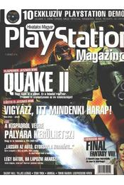 Play Station Magazin 1999. november - Régikönyvek