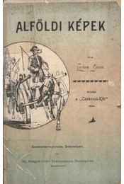 Alföldi képek - Lovász János - Régikönyvek