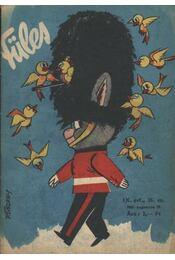 Füles 1965. IX. évfolyam (hiányos) - Régikönyvek