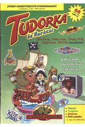 Tudorka és barátai I. évfolyam 2. szám - Régikönyvek