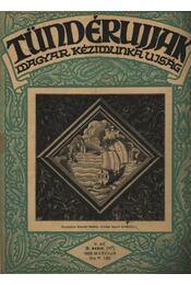 Tündérujjak 1929. március 3. szám - Régikönyvek