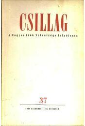 Csillag 37. 1950. december-III. évfolyam - Régikönyvek