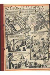 Az özönvíz balladája ( Füles 1985. 10-25 szám 1-16 rész ) - Régikönyvek