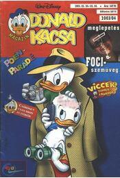 Donald Kacsa 2003/04. - Régikönyvek