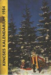 Kincses kalendárium 1984. - Régikönyvek