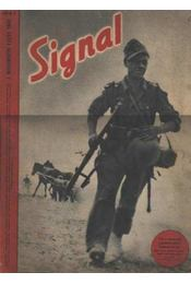Signal 1942. nov. 1. füzet - Régikönyvek
