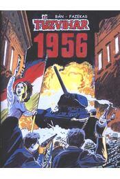 Tűzvihar - 1956 (dedikált) - Régikönyvek