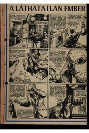 A láthatatlan ember 1972. (44-73. szám 1-12. rész) - Régikönyvek