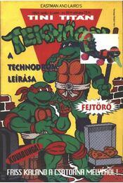 Tini Titán Teknőcök 1993/4. április 21. szám - Régikönyvek