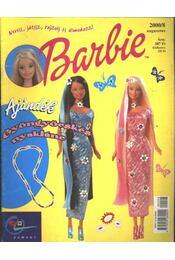 Barbie 2000/8 augusztus - Régikönyvek