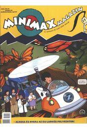 Minimax Magazin 2004. február 26. szám - Régikönyvek
