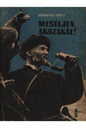 Meséljen, Akszakál - Komornik Ferenc - Régikönyvek