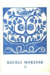 Keceli morzsák 3. - Régikönyvek