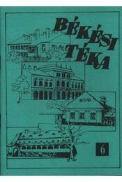 A békési múzeum története - Régikönyvek