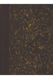 A földméréstan kézikönyve III. kötet - Régikönyvek