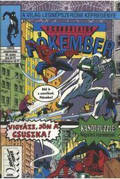A Csodálatos Pókember 1992/9. 40. szám - Régikönyvek